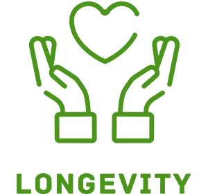Picture of longevity IV therapy icon