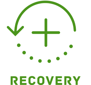 Picture of recovery IV therapy icon
